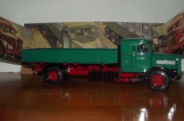 Nouveauté : Camion Man F8 1958 Danki Modelle