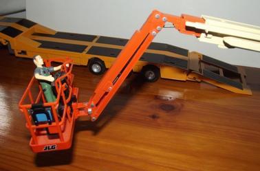 Nouveauté : Nacelle JLG Lift 860SJ au 1/32