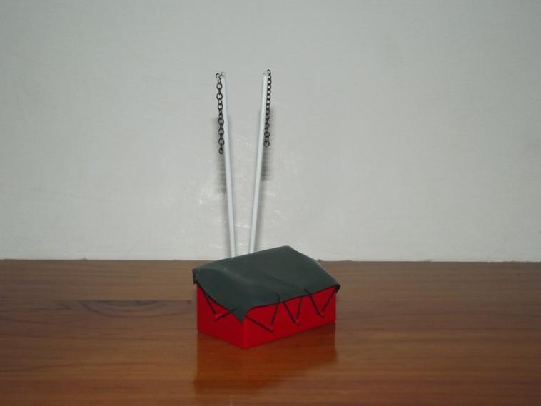 Sortie d'atelier : Kit bac 3 points Gilles de chez Cethena