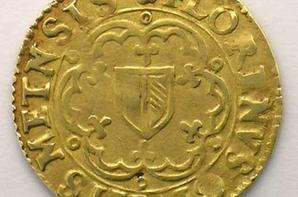 florin de la cité de Metz ( fin XVeme- 1620)