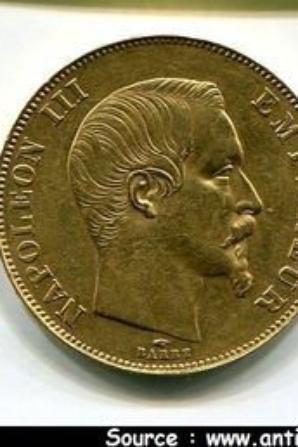 50 Francs Napoleon III