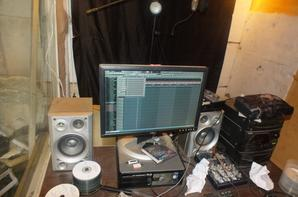 My activities in my amateur studio!