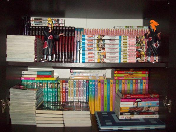 Mes Manga ^^