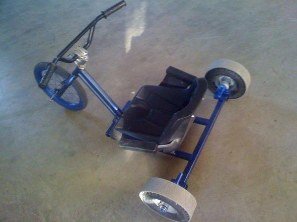 Drift Trike from Markus