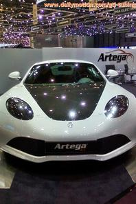 Geneva Motor Show 2011