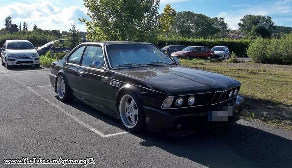 BMW 635csi TUNING