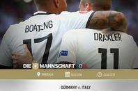 LETS GO GO GERMANY 4---0 ITALY