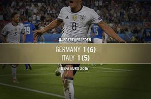 THANKS GERMANY FOR NEXT SEMI FINAL EURO2016 IN FRANCE