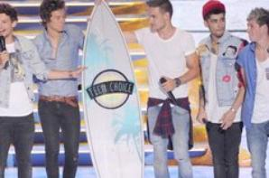 Les 1D au Teen Choice Awards 2013 !!!!