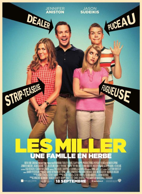 Les Millers: une famille en herbe !!