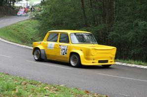 Finale des courses de cote 2013 à Lormes
