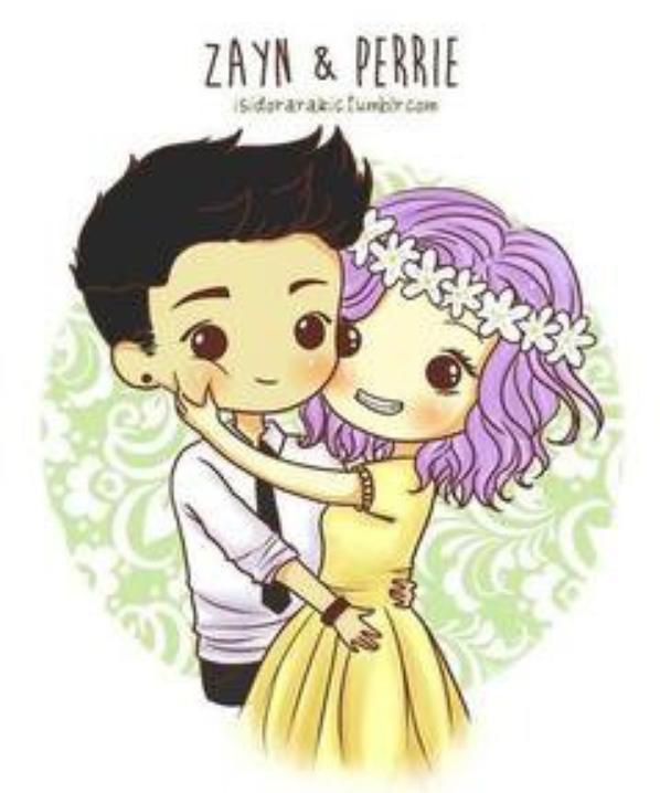 ♥.♥Zayn And Perrie sa Fait Zerrie *.* Le couple Cute/ en bas Les 1D ^^