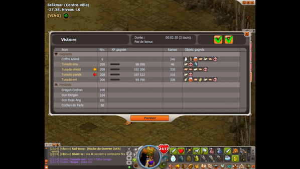 40 Dragon cochon=3dofus