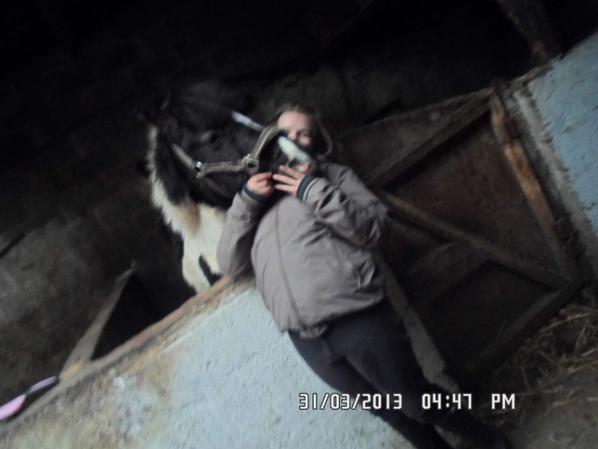 apache et moi <3