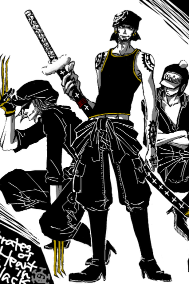 Hearts Pirates