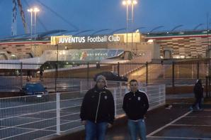 Souvenir au Juventus Stadium :D Finno Alla Finne <3