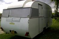 Caravane Mettmann Les Bruyères de 1964