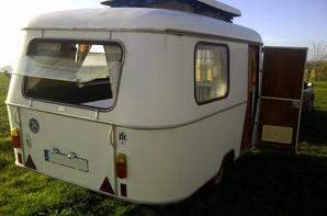 Caravane Eriba Pan 1965