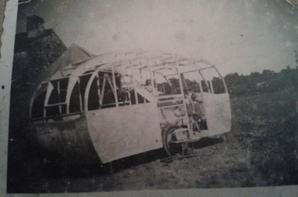 Caravane Familiale BUSSENAUD 1947