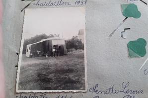 Camping Car BUSSENAUD 1937
