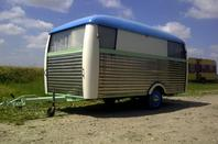 Caravane ACC Arverne 400 B 1963