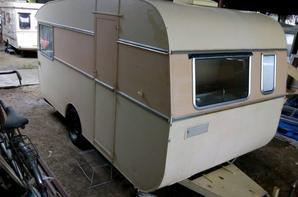 Caravane ECO 440 1968