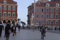 mon dernier voyage a Nice France.