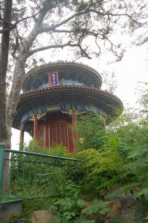 le jardin de Jingshan
