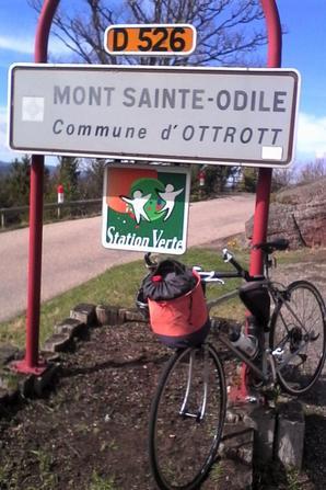 printemps est là , les premieres sorties en montagne -Champ du Feu 1099 mts