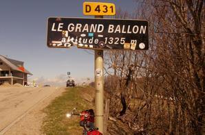 Sortie du jour 110 kms 1350 mts dénivelé