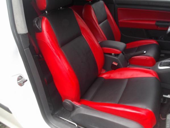 Intérieur voiture personnelle