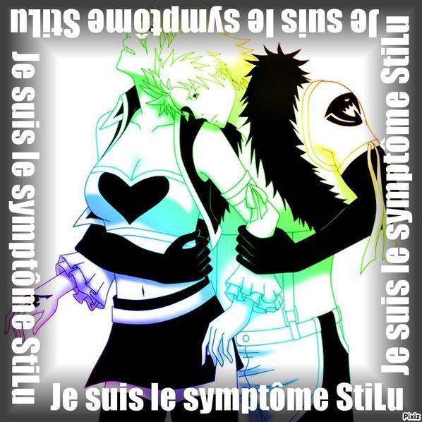 je suis le symptômes StiLu