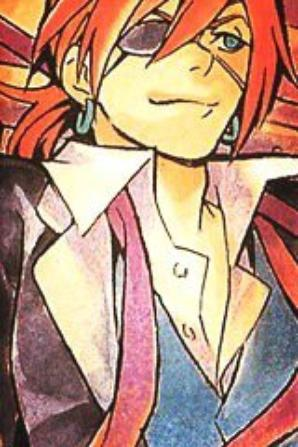 D.Gray-Man : Lavi Bookman Jr.