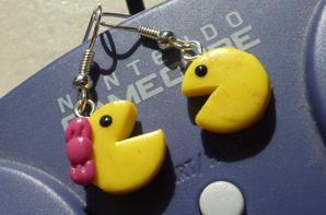 Pac Man et Pac Woman