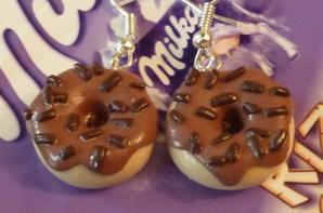 Donuts Chocolat
