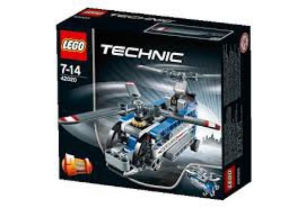 Lego 42020