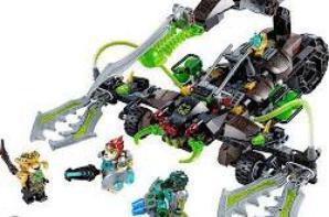 Lego 70132