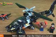 Lego 76011