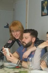 photos avec émilie billy et ma couze