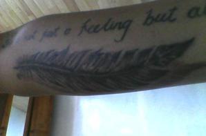Mes nouveaux tatouage <3 !
