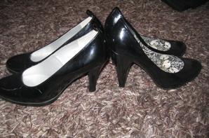 Mes nouvelles chaussures <3