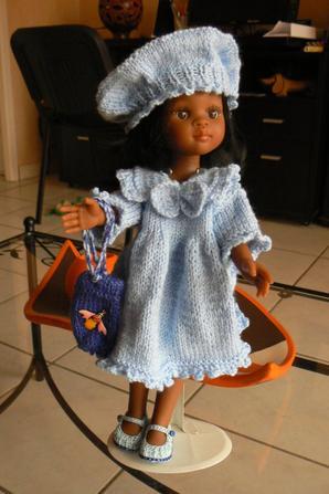 """d'après le bouquin   """" la mode des poupées"""
