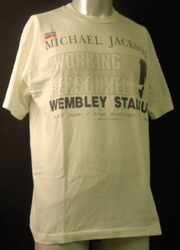 Tshirt MJ rare ! Crew only