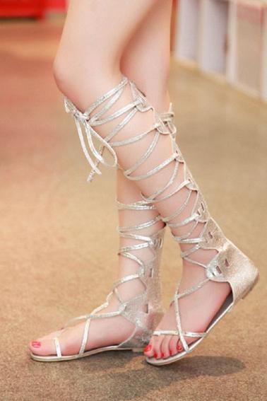 Sandales spartiates