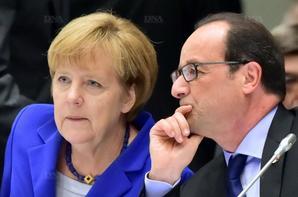 Hollande et Merkel une histoire d'amour
