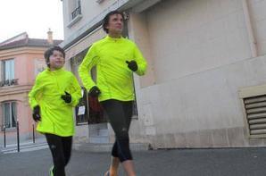 A Puteaux, le défi fou d'un père et son fils : courir 24 heures pour la bonne cause