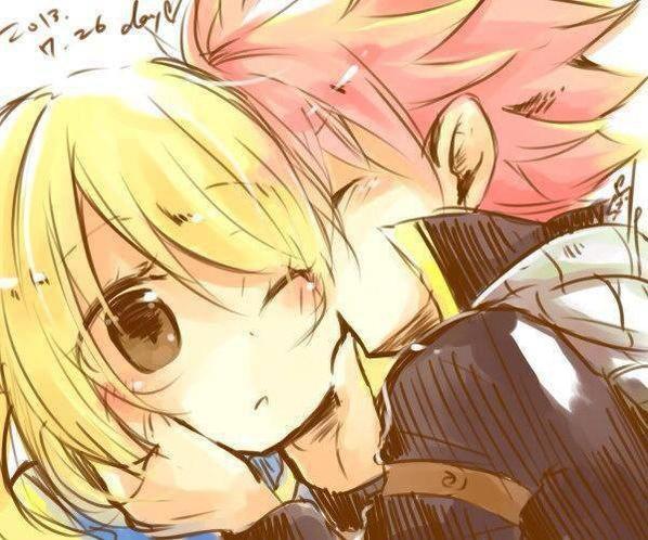 Album de Natsu-Lucy ! D: