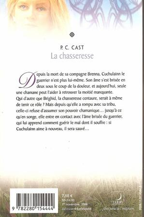 Tome 2 : La Chasseresse de P.C. Cast