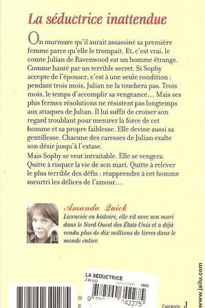 La séductrice inattendue de Amanda Quick