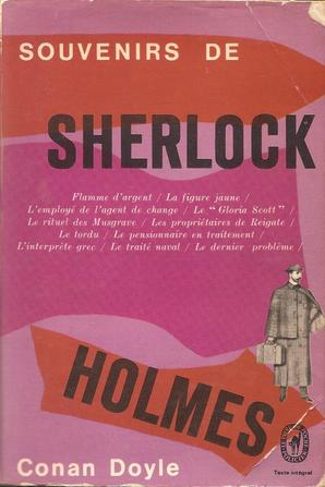 Souvenir de Sherlock Holnes